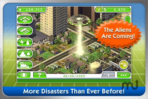 Screenshot 4 for SimCity Deluxe