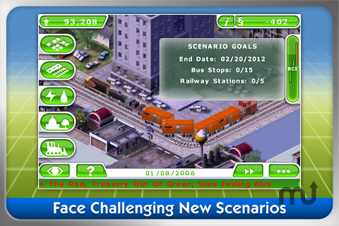 Screenshot 5 for SimCity Deluxe