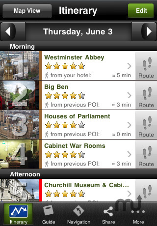 Screenshot 3 for London Travel Guide - mTrip