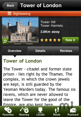 Screenshot 4 for London Travel Guide - mTrip