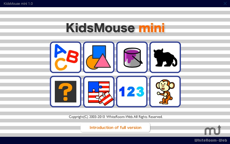Screenshot 1 for KidsMouse mini