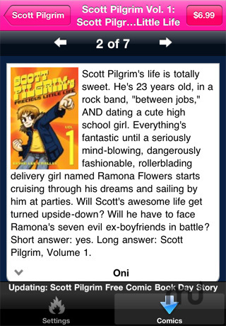 Screenshot 3 for Scott Pilgrim