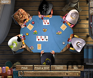Screenshot 1 for Governor of Poker 2