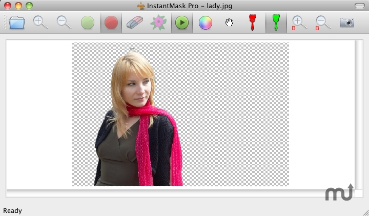 Screenshot 1 for InstantMask Pro