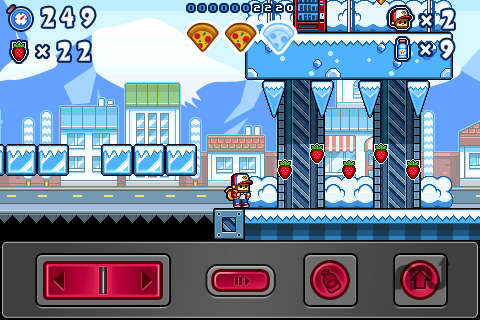 Screenshot 2 for Pizza Boy
