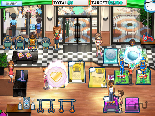 Screenshot 1 for Sally\'s Studio Collector\'s Edition