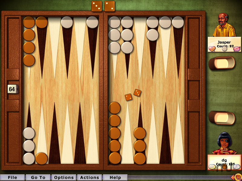Screenshot 1 for Hoyle Puzzle & Board Games 2011