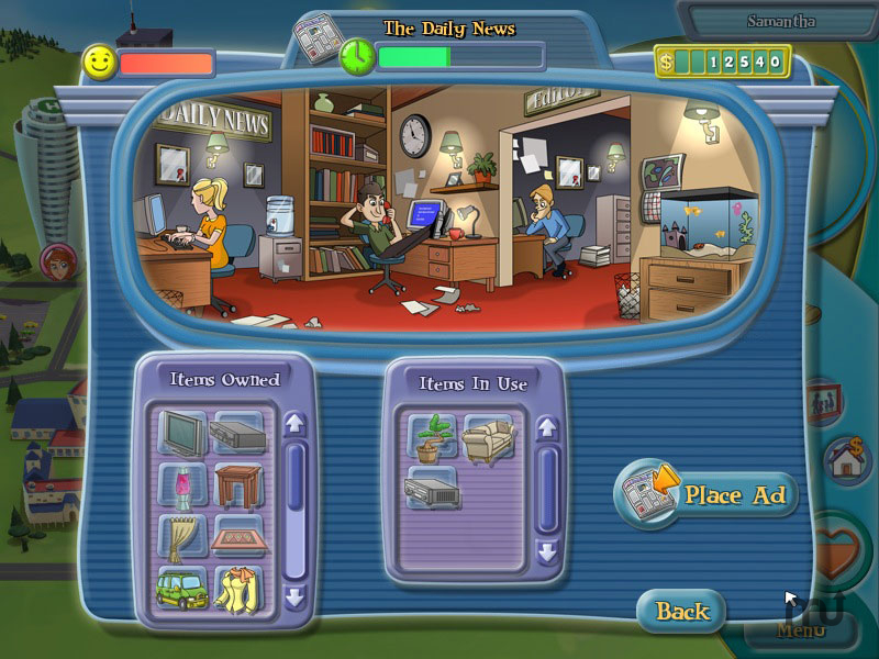 Screenshot 1 for Life Quest