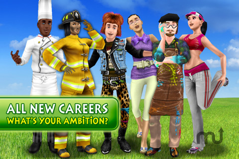Screenshot 1 for The Sims 3 Ambitions