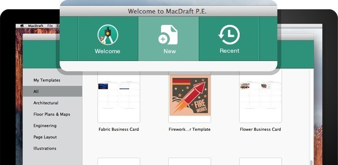 Screenshot 4 for MacDraft Personal Edition