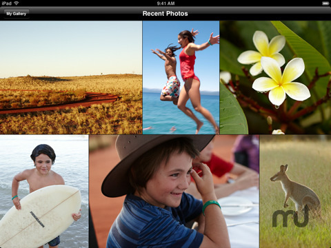 Screenshot 5 for Apple MobileMe Gallery