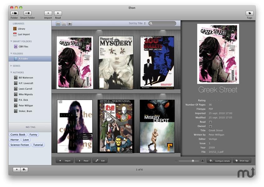 Cbr Cbz Comic Reader For Mac Helpshine S Blog