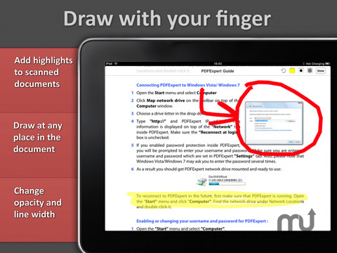 Screenshot 3 for PDF Expert for iPad