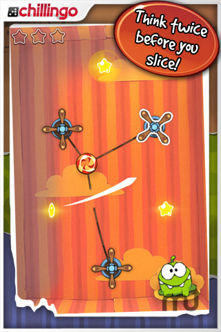 Screenshot 3 for Cut the Rope