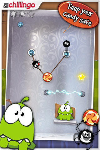 Screenshot 4 for Cut the Rope