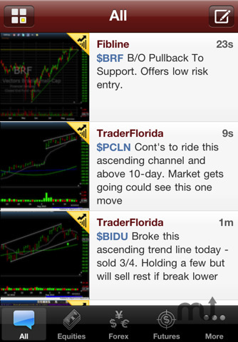 Screenshot 5 for StockTwits