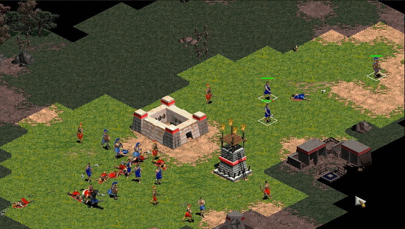 Screenshot 1 for Age of Empires
