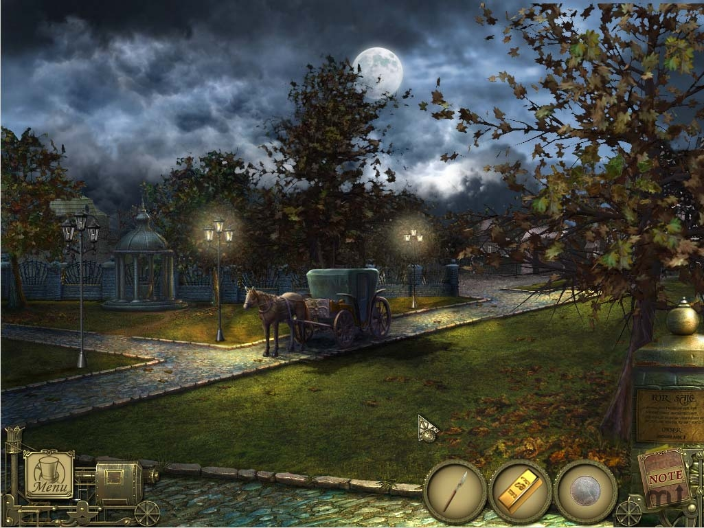 Screenshot 1 for Dark Tales: Edgar Allan Poe CE