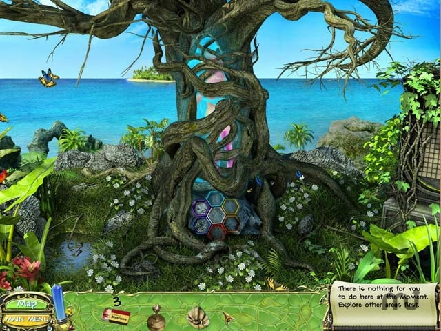 Screenshot 1 for Secret Mission: The Forgotten Island