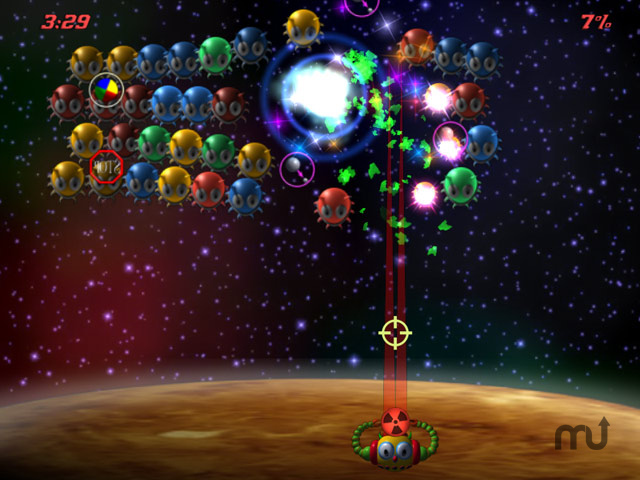 Screenshot 1 for Astro Bugz Revenge