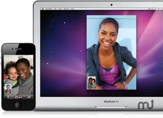 Screenshot 1 for Apple FaceTime