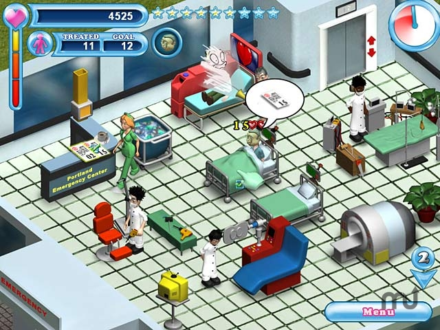 Screenshot 1 for Hospital Hustle