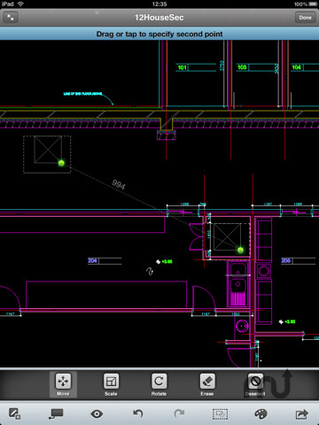 Screenshot 8 for AutoCAD WS