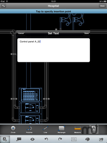 Screenshot 9 for AutoCAD WS
