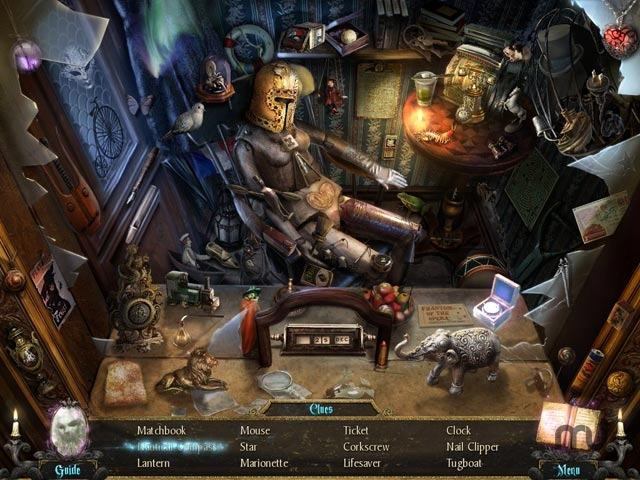 Screenshot 1 for Mystery Legends: The Phantom of the Opera CE