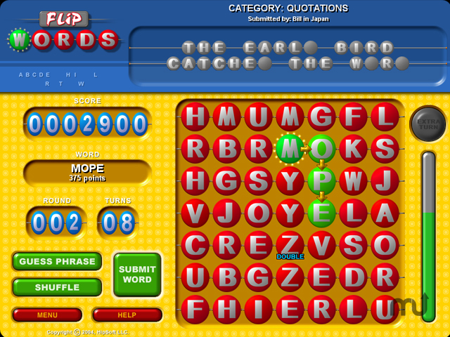 Screenshot 1 for Flip Words