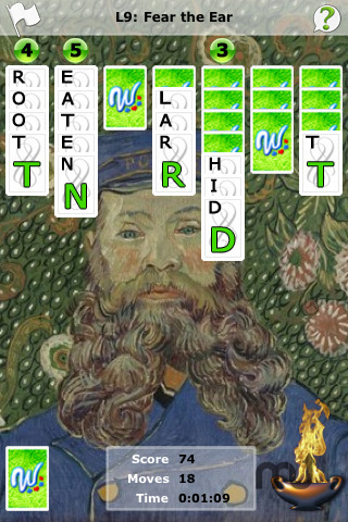 Screenshot 5 for Word Solitaire