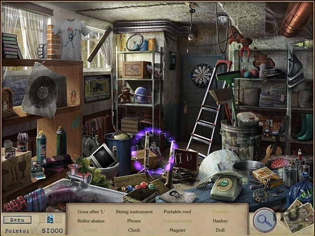 Screenshot 1 for Letters from Nowhere