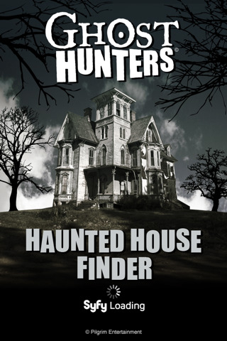 Screenshot 1 for Ghost Hunters Haunted House Finder
