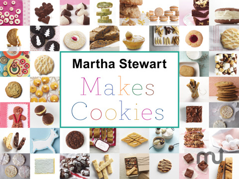 Screenshot 1 for Martha Stewart Makes Cookies