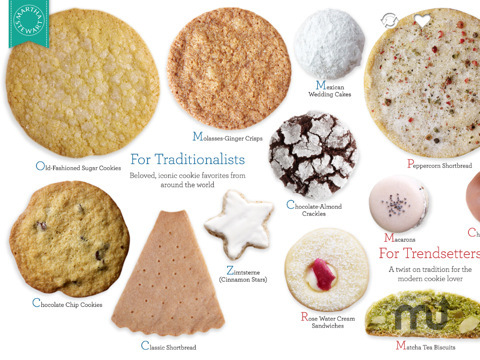 Screenshot 2 for Martha Stewart Makes Cookies