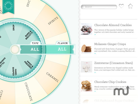 Screenshot 5 for Martha Stewart Makes Cookies