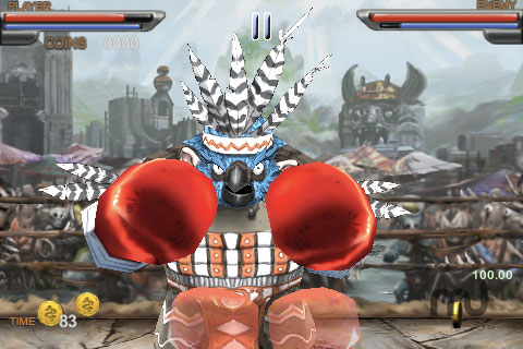 Screenshot 1 for Beast Boxing 3D