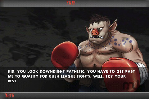 Screenshot 5 for Beast Boxing 3D