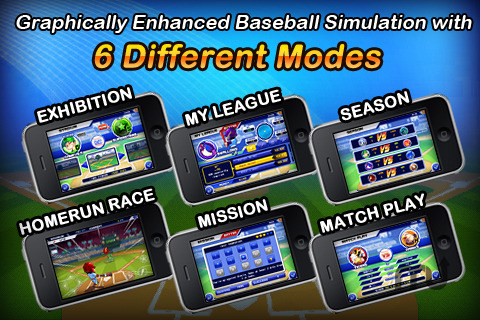 Screenshot 2 for Baseball Superstars 2011