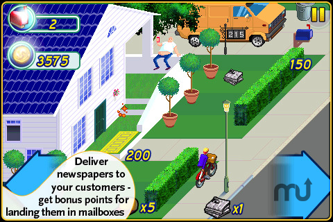 Paperboy: Special Delivery for Mac | MacUpdate