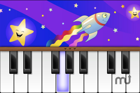 Screenshot 1 for Twinkle Twinkle Little Star Piano
