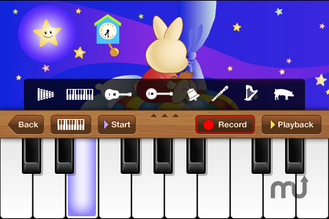 Screenshot 2 for Twinkle Twinkle Little Star Piano