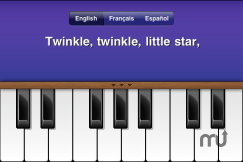 Screenshot 4 for Twinkle Twinkle Little Star Piano