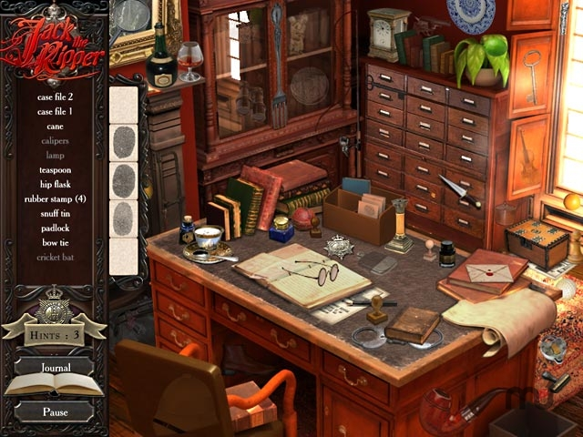 Screenshot 1 for Real Crimes: Jack the Ripper