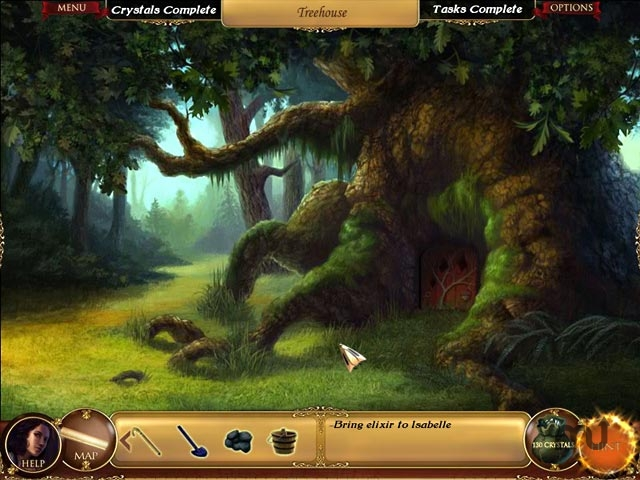Screenshot 1 for A Gypsy\'s Tale: The Tower of Secrets