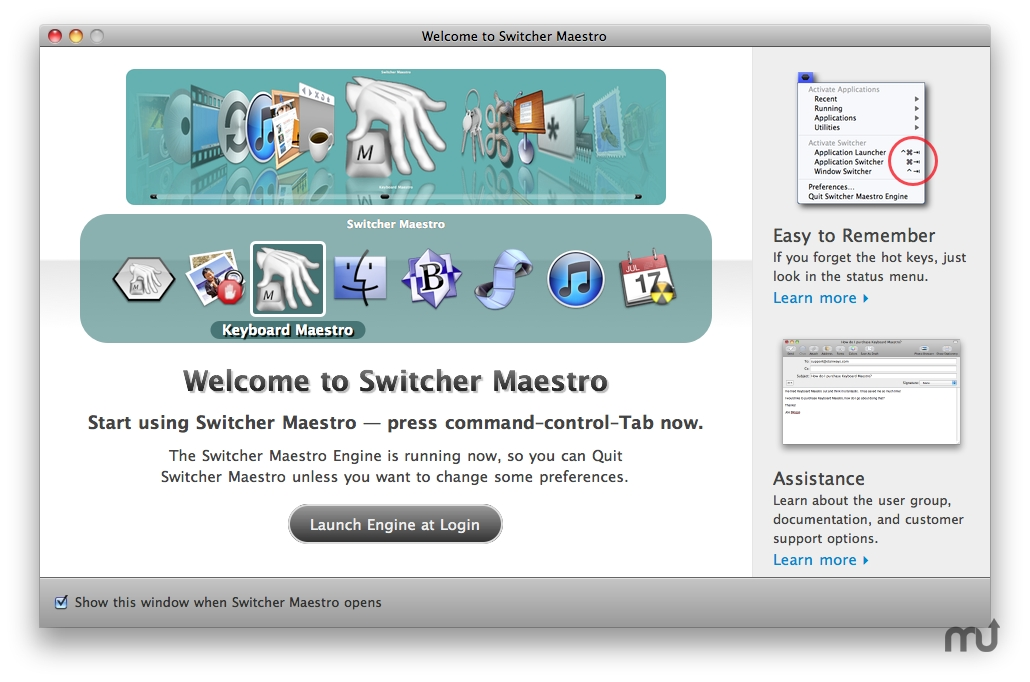 Screenshot 1 for Switcher Maestro