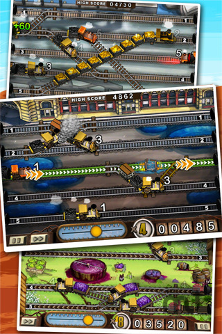 Screenshot 2 for Train Conductor