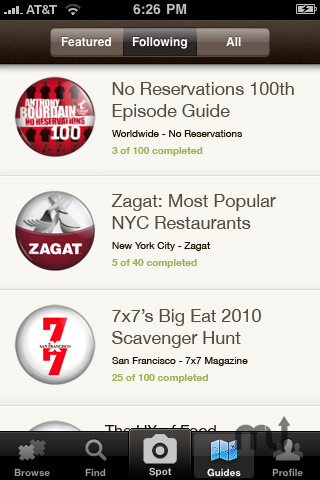 Screenshot 4 for Foodspotting