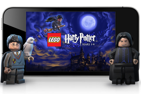 Screenshot 1 for LEGO Harry Potter: Years 1-4