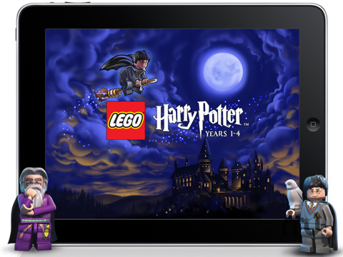 Screenshot 7 for LEGO Harry Potter: Years 1-4